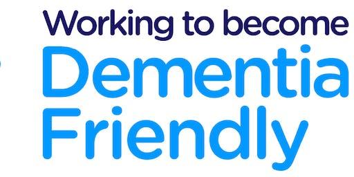 Dementia Friendly Communities Flintshire Conference and Open Market Place