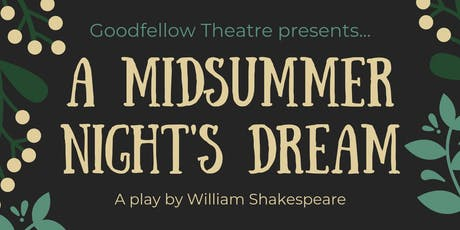 A Midsummer Night's Dream: Opening Night tickets