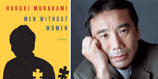 FB&F Book Club - Men Without Women by Haruki Murakami