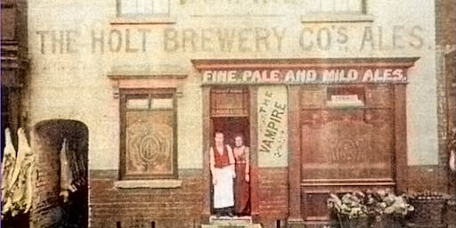 The lost pubs of Birmingham. #1 The Jewellery Quarter evening walk