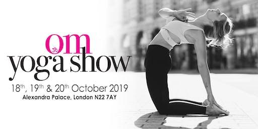 OM Yoga Show London 2019