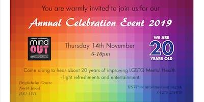 Annual Celebration Event 2019 - 20th Anniversary