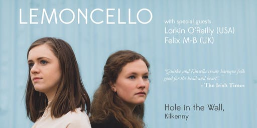 Lemoncello Live At Hole In The Wall, Kilkenny