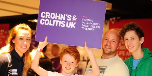 Crohn's & Colitis UK On The Road: Brighton. Making the Invisible Visible!