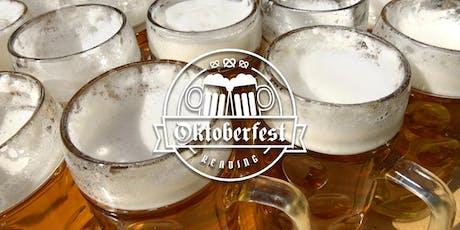 Oktoberfest Reading  tickets