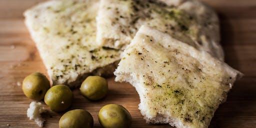 Italian Bread Making