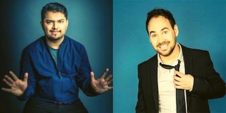 Sid Singh: American Refugee & Daniel Audritt: Better Man tickets