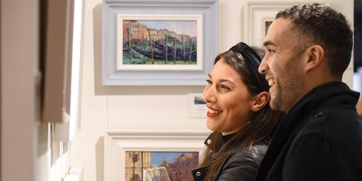 CONTEMPORARY ART FAIRS - WINDSOR 2019