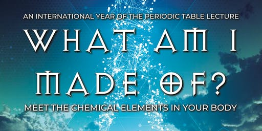 What am I made of? Meet the Chemical Elements in Your Body