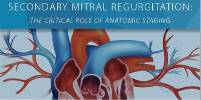 Secondary Mitral Regurgitation - The Critical Role of Anatomic Staging