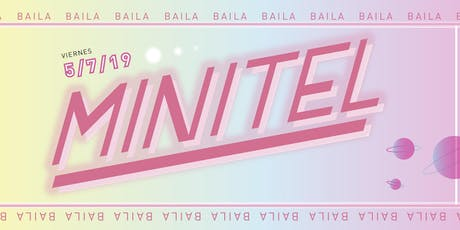 | MINITEL | PLURAL | 05.07.19 | entradas