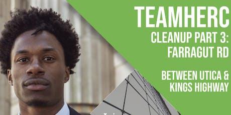 TeamHerc Clean Up: Part 3 tickets
