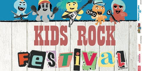 KIDS ROCK FESTIVAL im MILCHSALON Tickets
