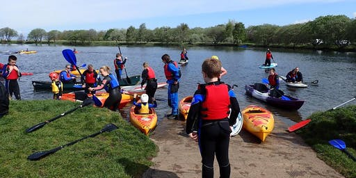 Venturing Out CIC ASN Adventurous Activities Provision - Paddlesports