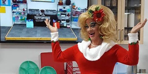 Christmas In July With Dee W. Eye of Tupperware