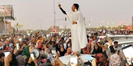 Democracy and Revolution in Sudan tickets