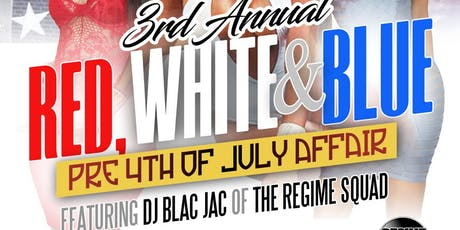 Tom-Tom's 3rd Annual Red, White, And Blue Affair tickets
