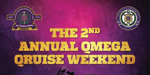 Phi Gamma Gamma Chapter 2nd Annual Qruise Weekend