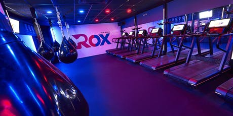 DW Fitness First ROX Instructor Auditions tickets