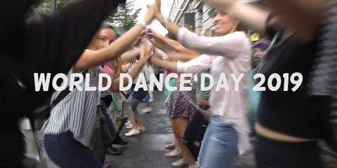 WORLD CIRCLE DANCE DAY