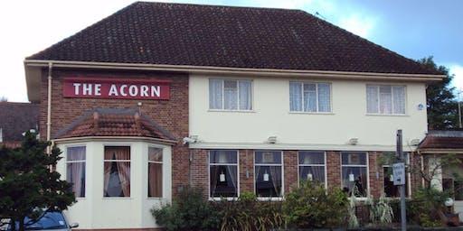 Psychic Night At The Acorn Bebington Wirral Merseyside