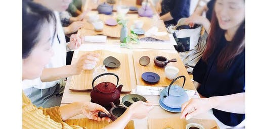 Summer Sencha Event  Part 2:  Tea Ceremony & Cold Brew Workshop
