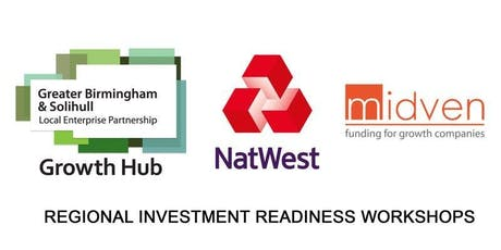 Growth Hub Investment Readiness Workshops tickets
