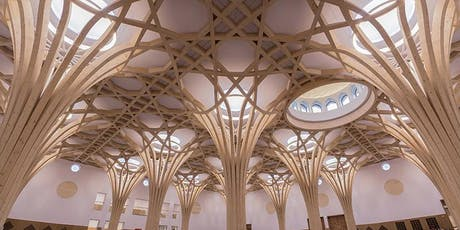 Cambridge Central Mosque – a sustainable mosque for the 21st century tickets