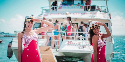 The Ibz Boat - The wildest boat party of this summer in Ibiza!