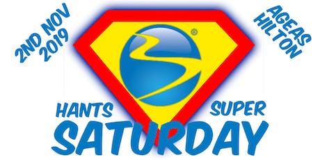 Hampshire Super Saturday November 2019 tickets
