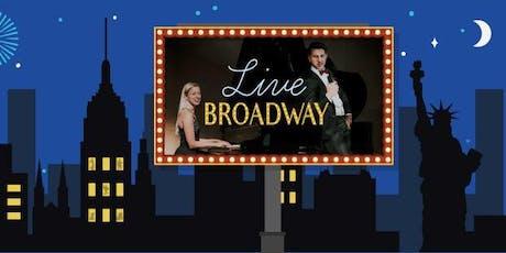 Live Broadway entradas