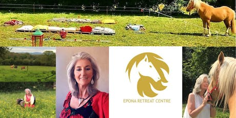 Courage to be Me - 2 Day Retreat with Noreen & the Horses tickets