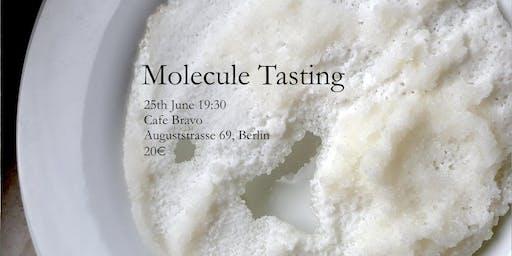 Molecule Tasting