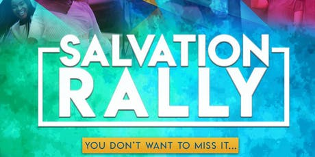 MSCI Brixton Salvation Rally tickets
