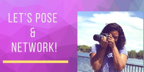 Let's Pose & Network Hosted by Newly Uncovered Media tickets