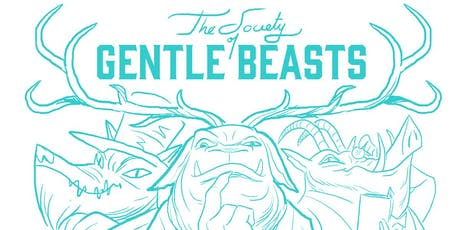The Society of Gentlebeasts - An Artists Retreat for Men tickets