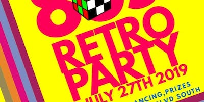 Ole Skool 80s Party