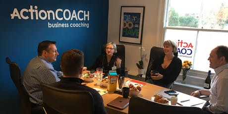 Group Business Coaching - ActionCLUB Taster (Tring) tickets