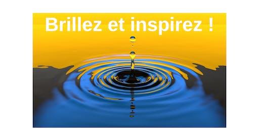 Brillez et inspirez !
