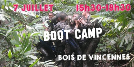 Exclusif Boot Camp  billets