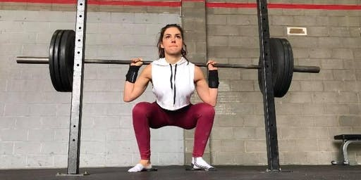 Learn to Lift Workshop - Part 1 - Female Only Event