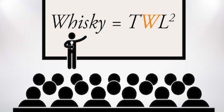 Whisky School - York tickets