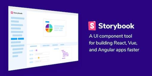Storybook: progettare il web moderno senza grattacapi