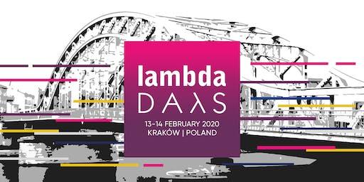 Lambda Days 2020