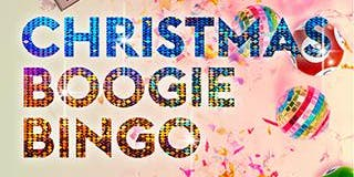 Christmas Boogie Bingo