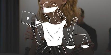 Programmieren für JuristInnen Tickets