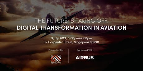 The Future Is Taking Off: Digital Transformation in Aviation tickets