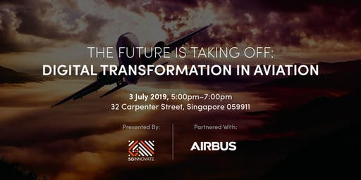 The Future Is Taking Off: Digital Transformation in Aviation