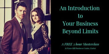An Introduction to Your Business Beyond Limits tickets
