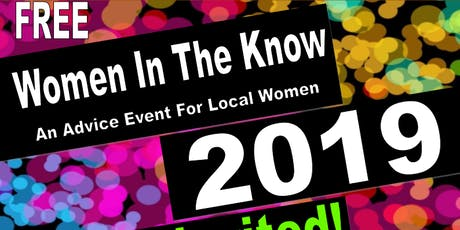 Women In The Know tickets